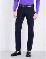 Ralph Lauren Purple Label Stretch Slim-fit Tapered Jeans