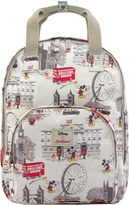 Cath Kidston Mickey in London Multi Pocket Backpack