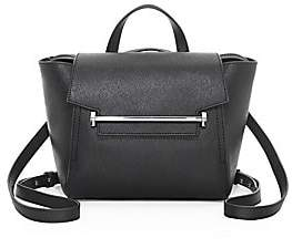 Botkier Women's Lennox Leather & Canvas Backpack