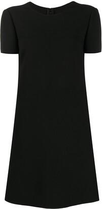 Valentino short-sleeved mini dress