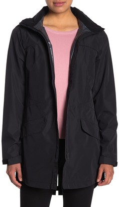 Lole Gale Zip Rain Jacket