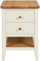 Marks and Spencer Winchester Bedside Chest - Cream
