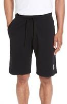 Reigning Champ Logo Print Terry Sweat Shorts