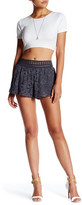 Anama Embroidered Short