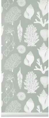 ferm LIVING Katie Scott Shells Wallpaper