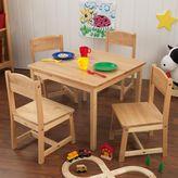 Kid Kraft Farmhouse Table & Chair Set