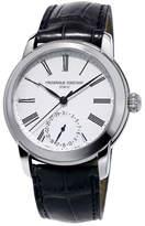 Frederique Constant 42mm Classics Manufacture Watch w/Black Alligator Strap
