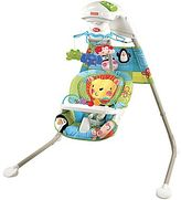 Fisher-Price Discover n' Grow Cradle Swing