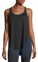 Michi Shadow Scoop-Neck Performance Tank
