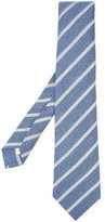 Isaia classic striped tie - men - Silk - One Size