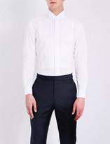 Corneliani Slim-fit tuxedo shirt