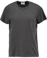 RE/DONE 1970s Boyfriend Cotton-Jersey T-Shirt