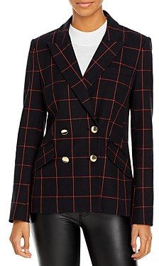 Derek Lam 10 Crosby Ady Double Breasted Blazer