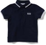 HUGO BOSS Boys Essential Logo Polo