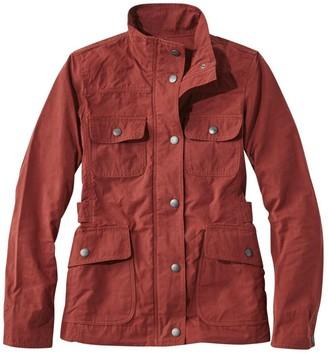 L.L. Bean Signature Waxed Field Jacket
