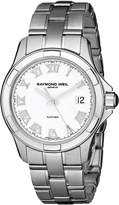 Raymond Weil Men's 2970-ST-00308 Parsifal Stainless Steel Watch