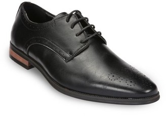 MIO Marino Men's Pinned Oxford Dress Shoes