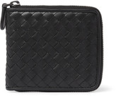 Bottega Veneta - Intrecciato Leather Wallet