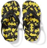Old Navy DC Comics Batman Flip-Flops for Toddler Boys