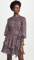 Rebecca Taylor Long Sleeve Cherise Dress