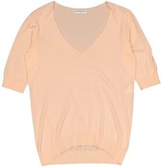 Balenciaga Pink Cashmere Knitwear for Women