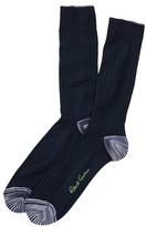 Robert Graham Ginger Solid Crew Socks