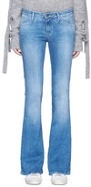 Denham Jeans 'Farrah' flared active denim pants