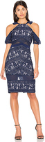 Three floor Inky Dress in Navy. - size US 2/ UK 6 (also in )