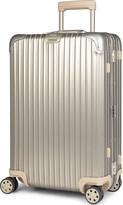Rimowa Topas four-wheel titanium suitcase 68cm