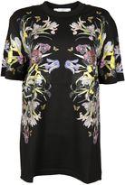 Givenchy Floral-print T-shirt