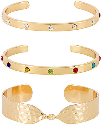 8 Other Reasons Midtown Cuff Set