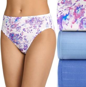 Jockey Women's Supersoft Breathe French Cut Panties 3-pk. 2371