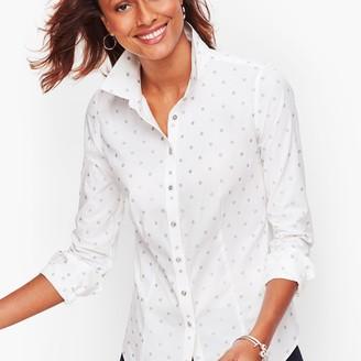 Talbots Perfect Shirt - Dot