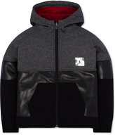 Jordan Mixtape Fleece Hoodie, Big Boys (8-20)