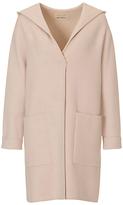 Betty Barclay Hooded Coat, Pearl Beige