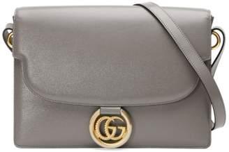 Gucci Medium Leather Shoulder Bag