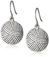The Sak Batik Basic Dangle Drop Earrings