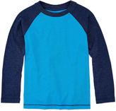 Arizona Long-Sleeve Raglan Tee - Preschool Boys 4-7