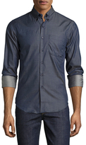 Naked & Famous Denim Luxury Slim Sportshirt