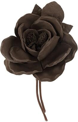 P.A.R.O.S.H. Flower Brooch
