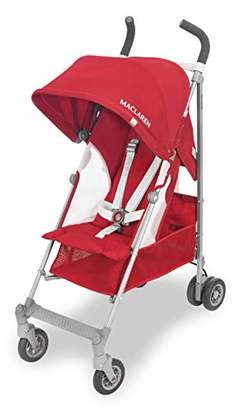 Maclaren Globetrotter Stroller- Lightweight, compact and easy to manoeuvre. Extendable UPF 50+/ waterproof hood, reclining seat and includes Raincover in the box. Perfect for travel!