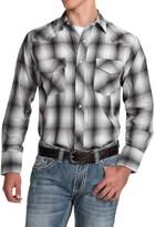 Roper Classic Plaid Shirt - Snap Front, Long Sleeve (For Men and Big Men)