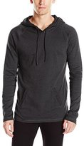Fox Men's Pitted Hooded Long Sleeve Knit Shirt