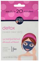 Miss Spa Detox Facial Sheet Mask
