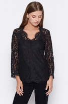 Joie Carlyn Lace Top
