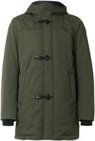Fay padded duffle coat