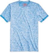 American Rag Men's Reverse-Print Slub T-Shirt, Only at Macy's