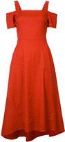A.L.C. Daniel dress - women - Cotton/Linen/Flax/Spandex/Elastane/Viscose - 8