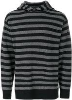 Alexander Wang striped hoodie