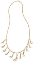 Brooks Brothers Tassel Necklace
